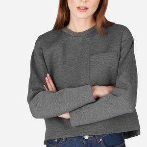 The Street Fleece Pocket Pullover